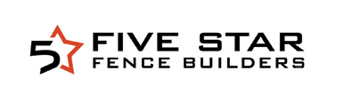 Five Star Fence Builders Logo